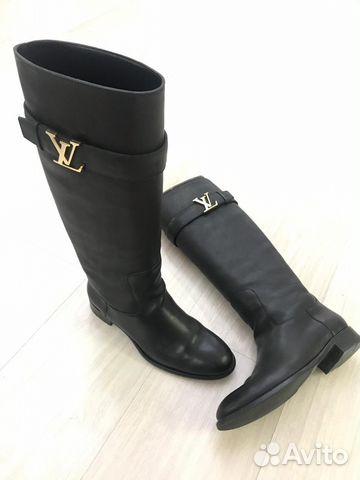 a63f76edc9ba Сапоги Louis Vuitton Heritage 36 оригинал   Festima.Ru - Мониторинг ...