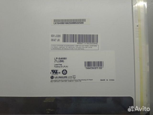 Матрица LG-Philips LP154W01 (TL) (B6) | Festima Ru