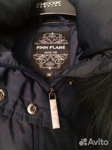 Пуховик FinnFlare р. 42-44 + пуховик в подарок 89501330627 купить 3