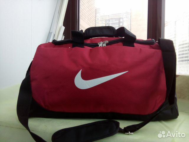 41d2c195e707 Сумка спортивная новая Nike— фотография №1. Адрес: Санкт-Петербург ...