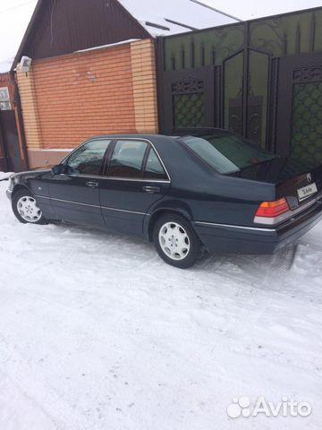 Mercedes-Benz S-класс, 1996 89280902845 купить 2