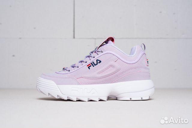 Кроссовки Fila Disruptor 2 pink white 40р оригинал  99bd102c1f27e