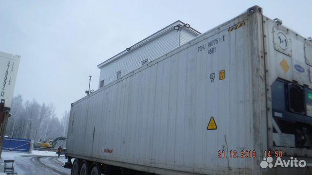 Рефконтейнер 40 футов tghu 9977511 купить 4