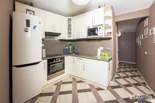 Продается двухкомнатная квартира за 3 499 900 рублей. Петрозаводск, Республика Карелия, Скандинавский проезд, 5.