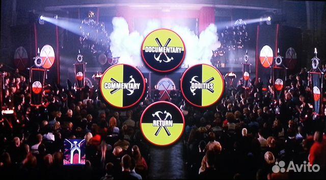 Муз.фильм на двд: Pink Floyd - The Wall 89276212499 купить 5
