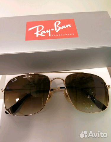 97f6006aaf2f Очки Ray Ban-General(RB3595 001/51),оригинал | Festima.Ru ...