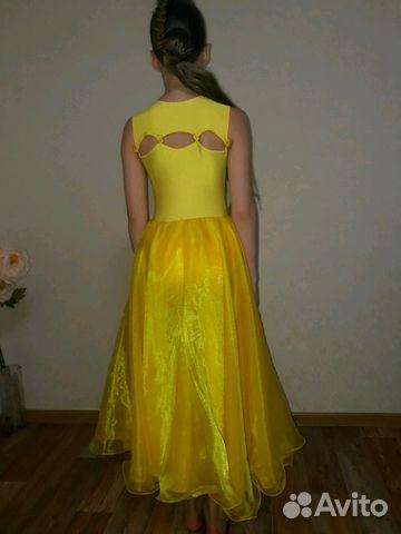 Платья для бальных танцев 89173215635 купить 3