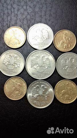 Монеты 1999 года 89628656431 купить 1