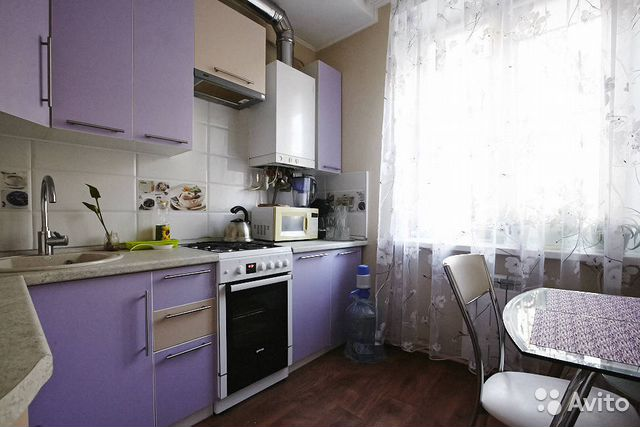 Продается трехкомнатная квартира за 3 300 000 рублей. г Нижний Новгород, ул Моховая, д 16А.