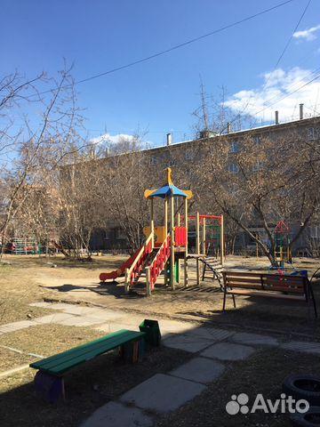 Продается однокомнатная квартира за 1 950 000 рублей. г Красноярск, ул Щорса, д 90.
