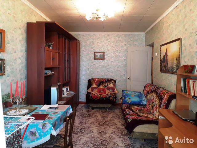 Продается двухкомнатная квартира за 3 100 000 рублей. г Казань, ул Макаренко, д 6.
