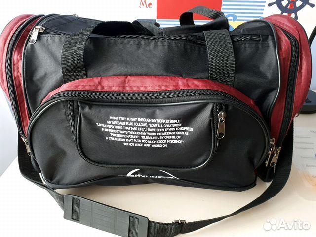 d93b02d6ed63 Спортивная сумка
