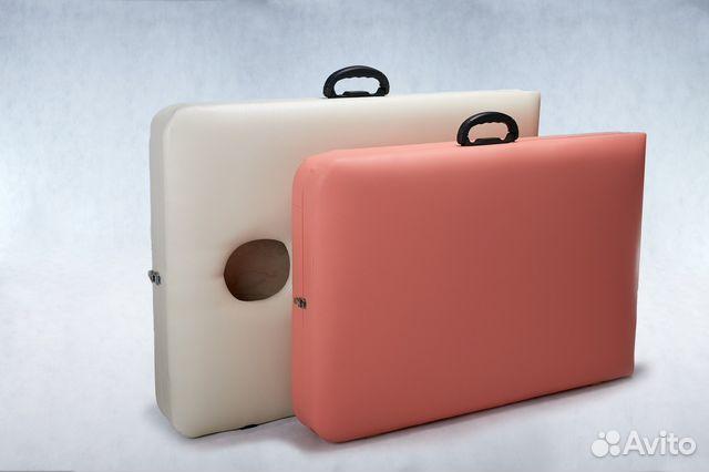 Кушетки складные розового цвета 89609940901 купить 6