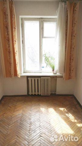 Продается двухкомнатная квартира за 1 000 000 рублей. Московская обл, г Воскресенск, ул 40 лет Октября.