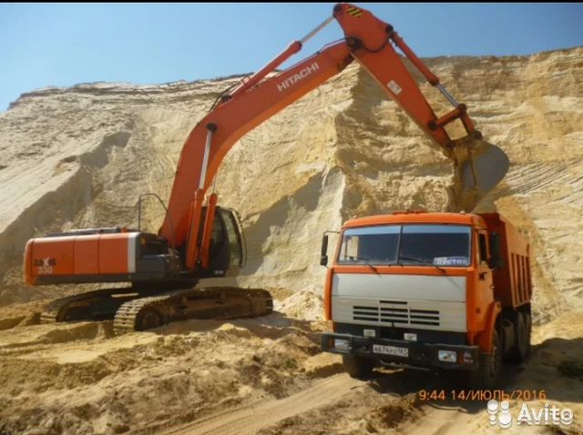 Щебень, песок, камень 89287612031 купить 1