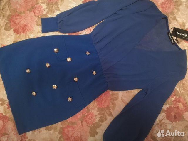 Новое коротенькое сексапильное платье Италия р.42 купить 3