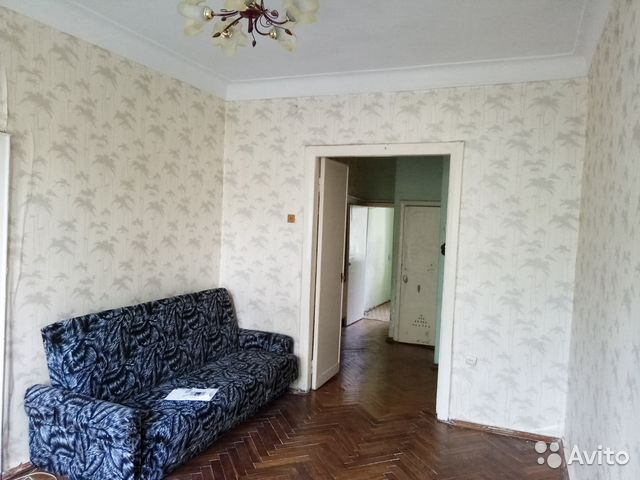Продается двухкомнатная квартира за 2 000 000 рублей. Московская обл, г Коломна, ул Крупской.