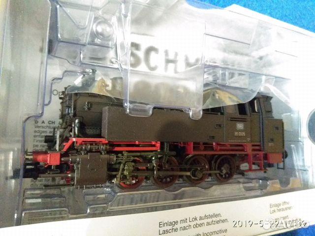 Продам паровоз Fleischmann Br 81 488102 89221237910 купить 4