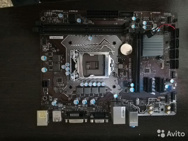 Комплект - процессор, ram, материнская плата