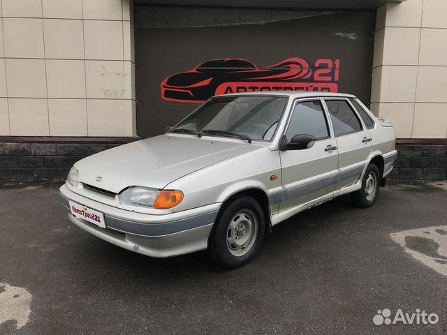 Купить ВАЗ (LADA) 2115 Samara пробег 120 000.00 км 2005 год выпуска