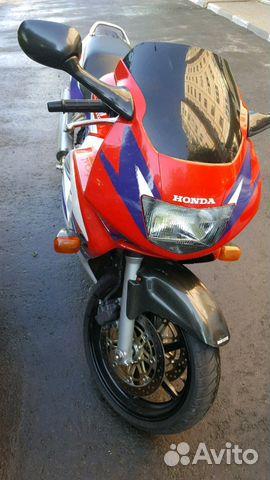 Honda cbr600f