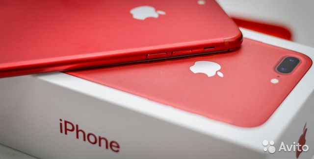 iphone 7 64gb red