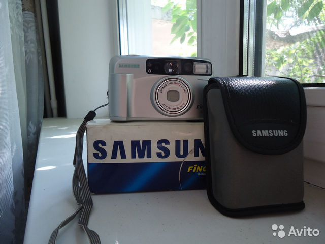 Фотоаппарат SAMSUNG Fino 800