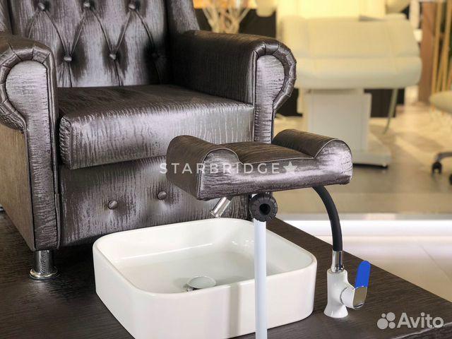 Педикюрное кресло трон 89282266618 купить 4