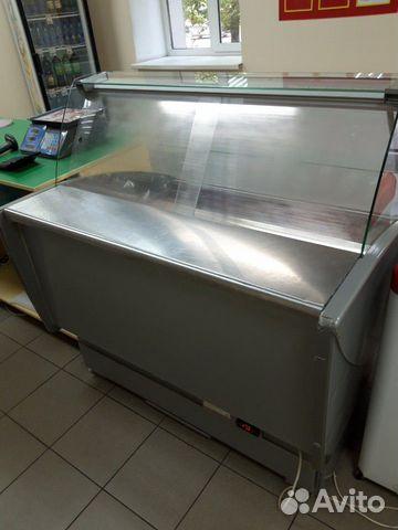Холодильная витрина вхсн-1,2 Полюс купить 3