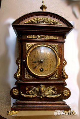 Каминные часы на авито