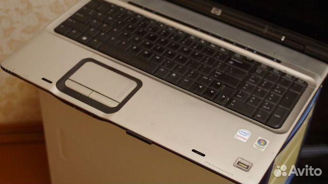 HP Pavillion DV9500t на запчасти 89063028816 купить 4