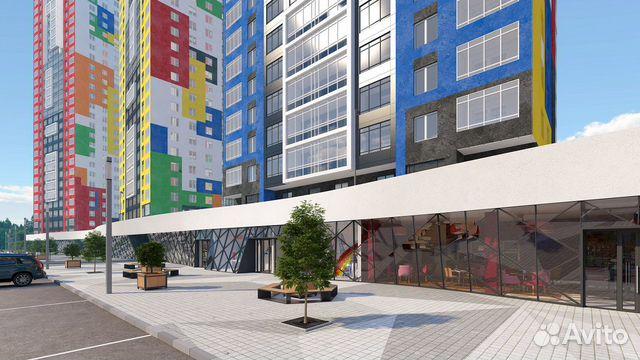 Офисное помещение, 70 м² в ЖК Матрешка сити дом 3