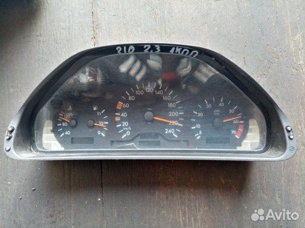 89026196331  Панель приборов Mercedes-Benz E-Class W210 2.3
