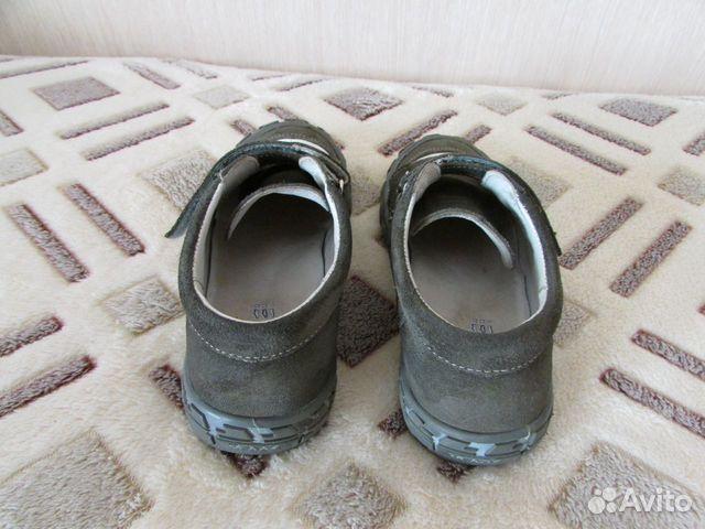 Туфли ортопедические Тотто р.30 (19 см)