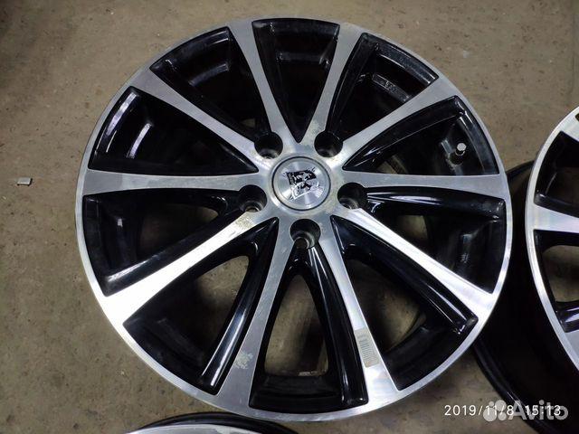 Комплект литья R17 5x114,3 Kosei Prauzer 89500922229 купить 5