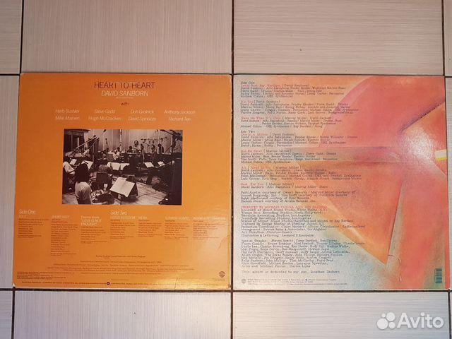 David Sanborn, Jazz, Sax, USA 89185565096 купить 2