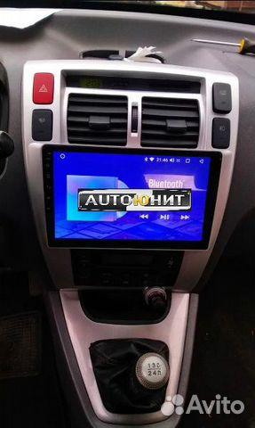 Hyundai Tucson 04-09г магнитола Андроид 8.1 2/32 89515401155 купить 4