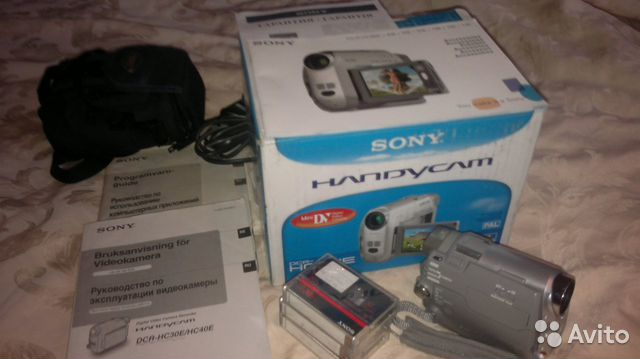 SONY HANDYCAM DCR-HC30E WINDOWS 8 DRIVER