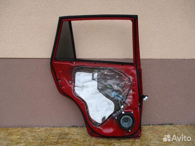 Дверь левая задняя Toyota RAF4 комплектная 89013900028 купить 3