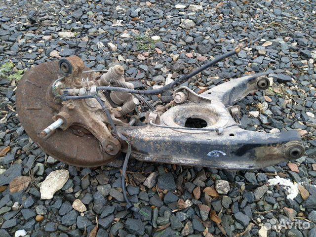 89270165946 Рычаг подвески задний нижний Peugeot 605 6B 2.0