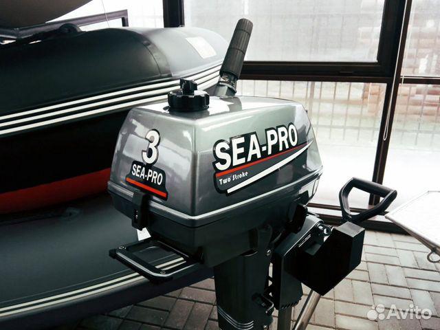 Лодочный мотор SEA-PRO T3S 89211410500 купить 1