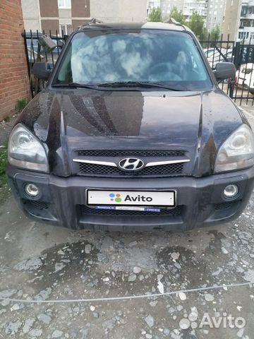 Hyundai Tucson, 2009 89584907950 купить 1