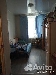 Комната 18 м² в 1-к, 2/3 эт. купить 1