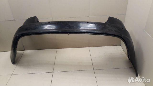 89657347629 Бампер задний (Audi A6)