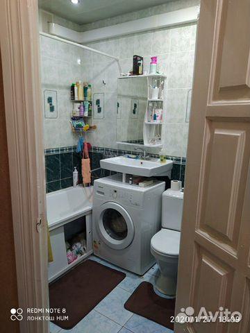 1-к квартира, 39 м², 5/10 эт.