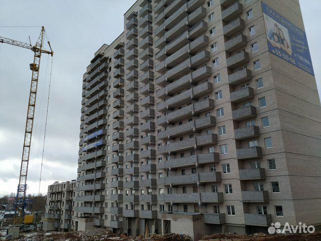 2-к квартира, 56 м², 7/16 эт. 84812777000 купить 6