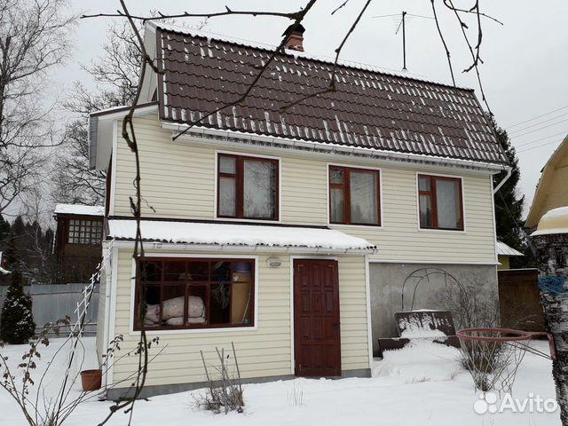Дом 120 м² на участке 6 сот. 89255314858 купить 2