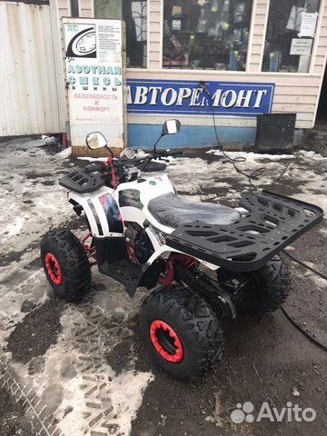 Новый квадроцикл Motax Grizlik LUX 3+1 125 кубов 89803403030 купить 4