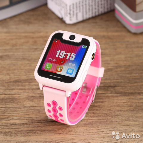 84942303606 Детские Часы с GPS Smart Baby Watch T7