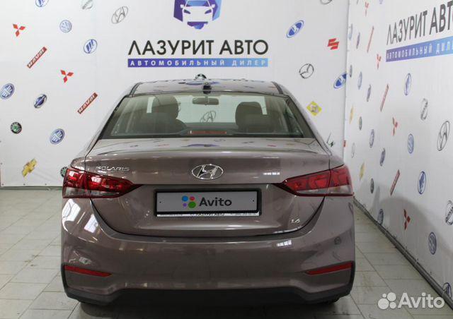 Hyundai Solaris, 2019 88442685596 купить 4